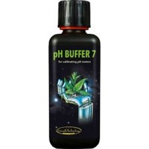pH Buffer 7 Calibration - 300 ml Bottle-Semi-Hydro-Hydroponic products-3.99