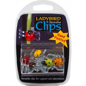 Ladybird clips pack 6 (hand painted)-Tools & Accessories-3.99